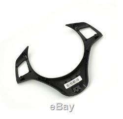 For E82 E90 E92 E93 M3 Multifunction M Steering Wheel Cover Trim Genuine BMW