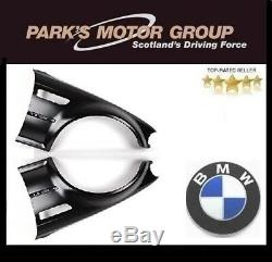 GENUINE NEW BMW E46 M3 NS & OS Front Wing Fenders 41357894337 41357894338