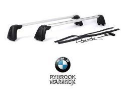 Genuine BMW 2 & 4 series Roof Bars 82712361815