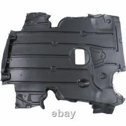 Genuine BMW 328i 335i E93 Front Splash Shield Under Engine Cover 51758046333