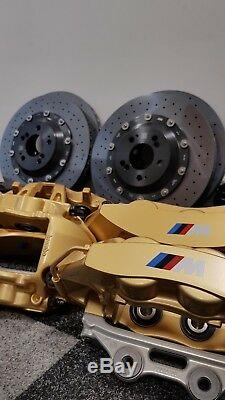 Genuine BMW (34112358378) Carbon Ceramic Brake Retrofit Kit M3 M4