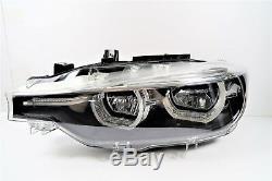 Genuine BMW 3 Series F30 F31 Shadow edition RHD Spec LED Headlights full set NEW
