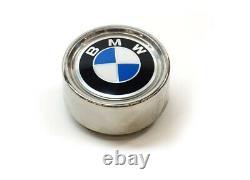 Genuine BMW E10 2002 E21 E30 3-Series Wheel Center Cap NEW 36131114180 Pair of 4