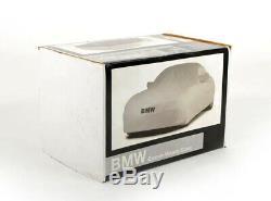 Genuine BMW E30 318i 325i M3 Outdoor Car Cover NOAH Fabric NEW 82110002790