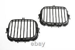 Genuine BMW E31 Coupe Kidney Grille Set OEM 51138124271