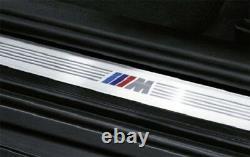 Genuine BMW E92 E93 3 Series Coupe Convertible 2005-13 M Door Sill Trim Strips