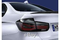 Genuine BMW F30 LCI/F80 M3 M Performance Rear Lights Retrofit 63212450105