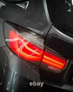 Genuine BMW F31 Touring M Performance Dark Shadow Rear Lights 63212450110