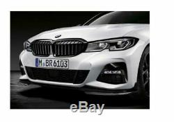 Genuine BMW G20 M Performance Black Kidney Grille Kit 3 Series 51138072085