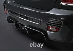 Genuine BMW MINI R56 Cooper S GP2 Rear Bumper Diffuser Kit 51747330558