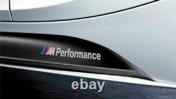 Genuine BMW M Performance Sill Decals 3 Series M Sport F30 F31 51192240983