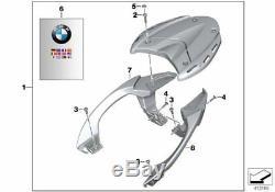 Genuine BMW Rear Passenger Handle Grid Luggage Rack Carrier K 1200 S 71607715137