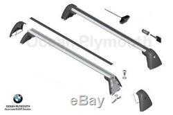 Genuine BMW Roof Bars 3 Series F30/F80/F34 82712361814 BLACK FRIDAY RRP £179