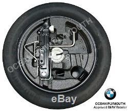 Genuine BMW Space Saver Spare Wheel Kit 5 Series E60 / E61 36110308889