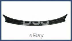 Genuine BMW e46 Sedan/Conv Windshield Wiper Motor cowl cover panel 51718208483