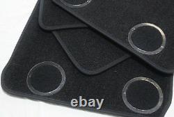 Genuine Bmw 1 Series F20 F21 2012-2020 Velour Floor Mats Mat Premium Set