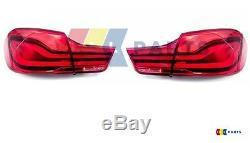 Genuine Bmw 4 F32 F33 F36 Facelift LCI Led Rear Euro Tail Lights Retrofit Set