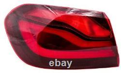 Genuine Bmw 4 Series F32 F33 F36 F83 LCI Led Rear Tail Lights Blackline Retrofit