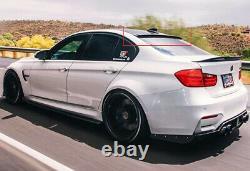 Genuine Carbon Fibre Roof Top Spoiler Performance For BMW 3 Series F30 F80 M3 M