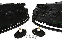 Genuine MINI Cooper One R56 R57 Tail Light Black Line Retrofit Kit 63212320380