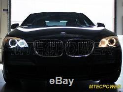 Genuine MTEC H8 V2 18W CREE LED Angel Eye Halo Ring Bulbs BMW F01 F02 750i 750Li
