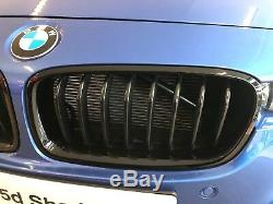 Genuine M Performance BMW 3 Series Gloss Black Kidney Grilles F30/F31