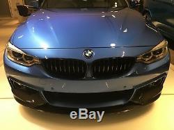 Genuine M Performance BMW 4 Series Carbon Fibre Front Splitter F32/F36 2408993