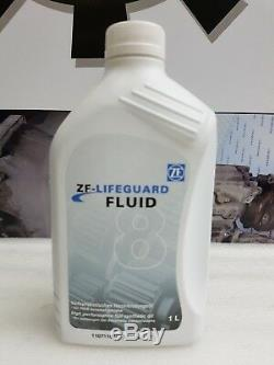 Genuine bmw 5 series automatic transmission gearbox zf sump pan filter oil 7L