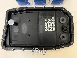 Genuine bmw x5 zf 6 speed 6HP28 automatic gearbox sump pan 7L oil zf lifeguard 6