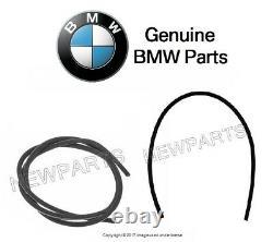NEW For BMW E12 E23 E28 524td M5 Sedan Set of Front & Rear Sunroof Seals Genuine