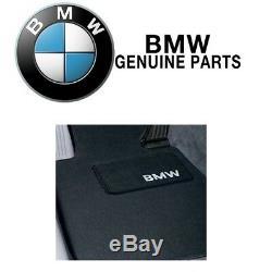 NEW For BMW E90 E92 E93 328i xDrive 330xi 335xi Carpet Floor Mats Black Genuine