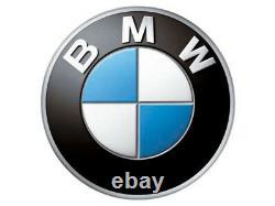 New Genuine BMW Door Sill Cover Rear Left + Right Set 525i 528i 530i