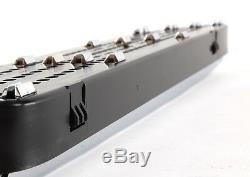 New Genuine Bmw 3 E46 M3 Right Left Wing Fender Grille M3 Badge Pair Set