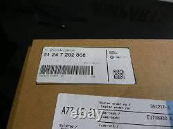 New Genuine Bmw E65 E66 E67 Saloon Trunk LID Hydraulic Cylinder 51247202868