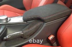 Orig BMW M Performance Handbremsgriff Carbon mit Alcantarabalg M3 F80 M4 F82 F83