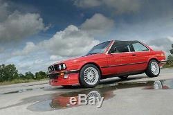 Rare NEW Genuine BMW Alpina Original Centre Cap Set of 4 for E30 (16) wheel