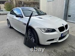 Set Of RAW REAL CARBON FIBER Front Wings Fenders For BMW E92 E93 M3