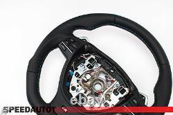 Tausch Tuning Abgeflacht Lederlenkrad BMW M-POWER SMG F10 F11 F12 F13