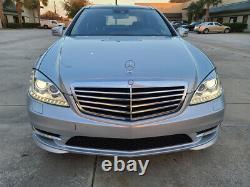 2011 Mercedes-benz Classe S S550 $106k Nouvelle 8k Real Miles Meilleure Affaire Sur Ebay
