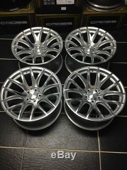 3sdm 0,01 20x8.5 / 10 5x112 5x120 Deep Concave Alliages Originale 3sdm Bmw Audi Vw T5