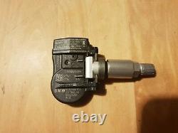 4x Véritable Tpms Bmw 1 F20 2 F22 3 F30 4 F32 X1 F48 X2 F49 X5 F15 X6 F16 I8 Mini
