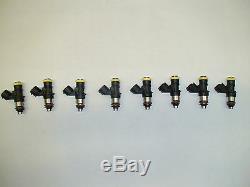 8 Véritable Bosch 210lb 2200cc 210 # Injecteurs De Carburant Bmw Dodge Ford Chevrolet Gm