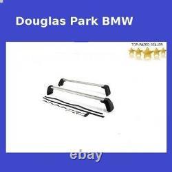 Barres De Toit Authentiques Bmw Thule F30 & F34 Série 3 82712361814