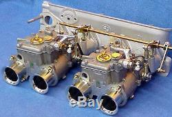Bmw 2002 Double 45 Dcoe Weber Carburateur Kit. Véritable Fabriqué En Espagne Dcoe Glucides