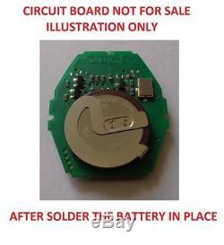 Bmw 3 5 7 X3 X5 E46 E38 E39 E60 E61 E53 E83 À Distance Véritable Clé De La Batterie Vl2020