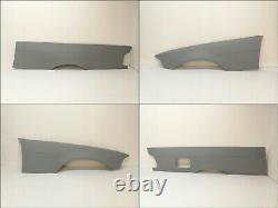 Bmw 3 E36 Coupé Fender Flares + 4,5 CM / Roue Arches Overfenders Large Foto Réel