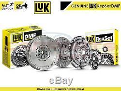 Bmw 3 Series 330 CI 330i Véritable Luk Volant Bimasse Kit D'embrayage 98-02 / 03