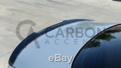 Bmw 4 Series, Réel En Fibre De Carbone Fibre Spoiler, M4 Arrière Style Wing, F32 Coupe 14+