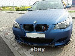 Bmw 5 E60 M5 Hartge / Spoiler De Pare-chocs Avant / Photo Réelle