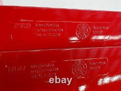 Bmw E30 Bbs Side Skirts Série 3. Pour Convenir Aux Fusées Éclairantes Larges De Corps. 21.25.041 Authentique